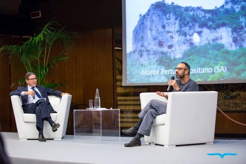 Le Conversazioni Antonio Monda con Niccolò Ammanniti