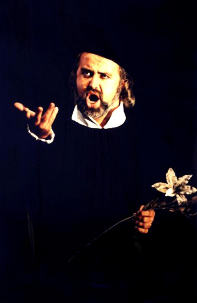Marcello Lippi Baritono e Direttore Artistico direttore artistico della Fondazione Teatro Verdi di Pisa.