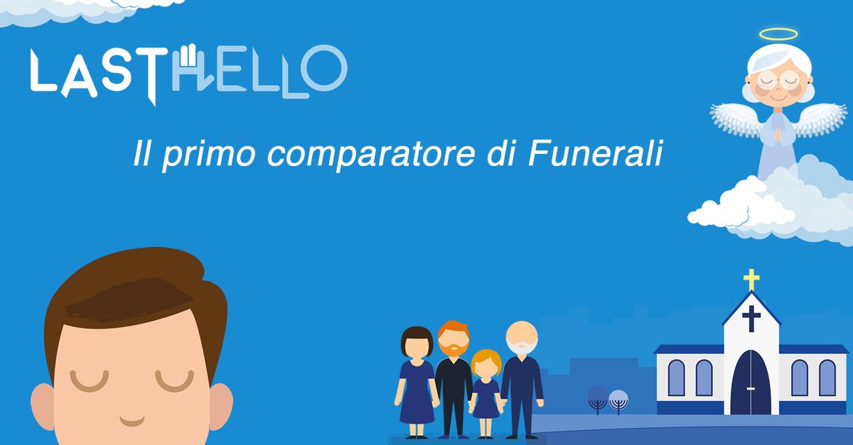 LASTELLO, il primo comparatore di funerali online