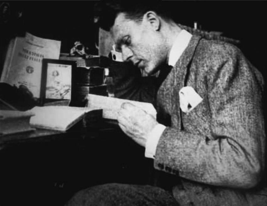 Sandro Pertini (San Giovanni di Stella, 25 settembre 1896 – Roma, 24 febbraio 1990) da Giovane