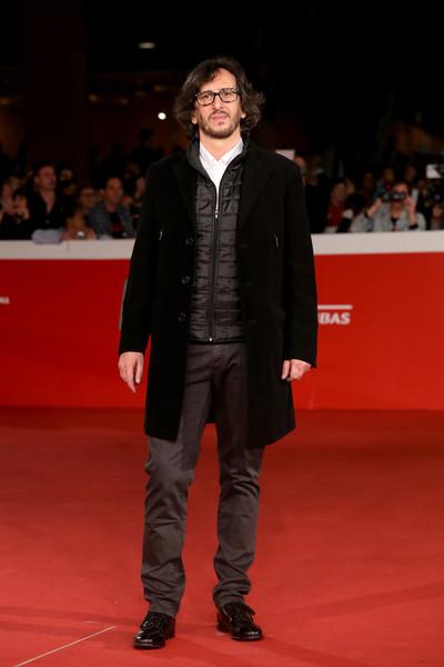 Daniele Vicari sul Red Carpet della Festa del Cinema di Roma ieri
