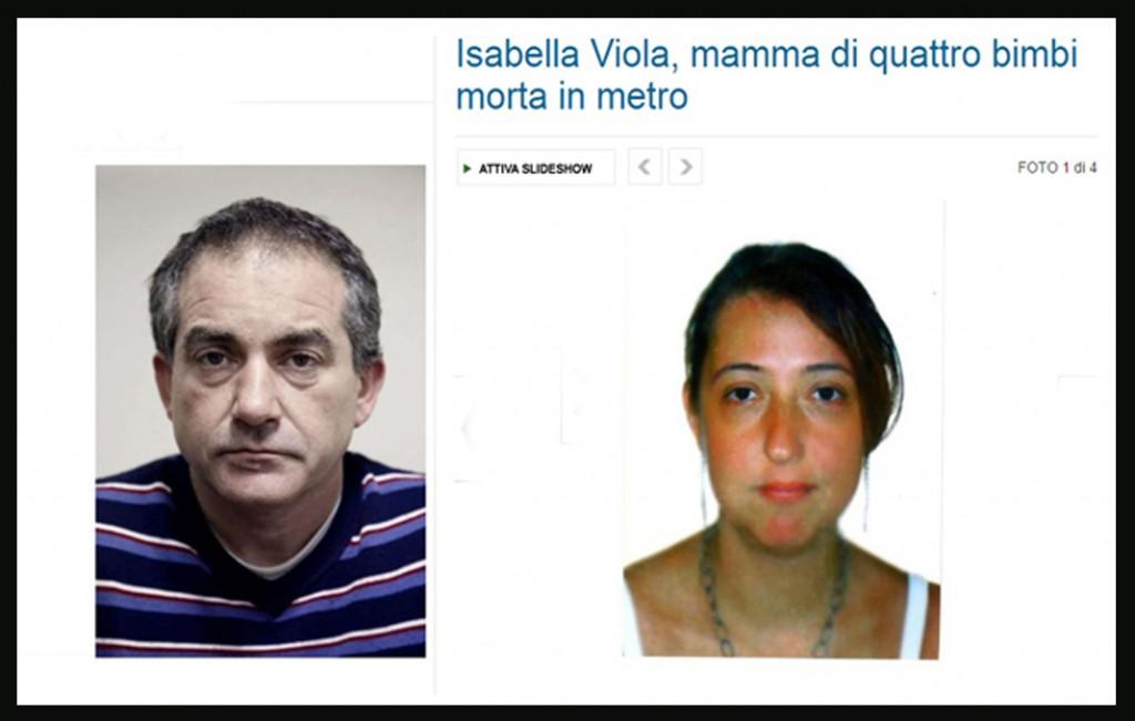 Isabella Viola e suo Marito