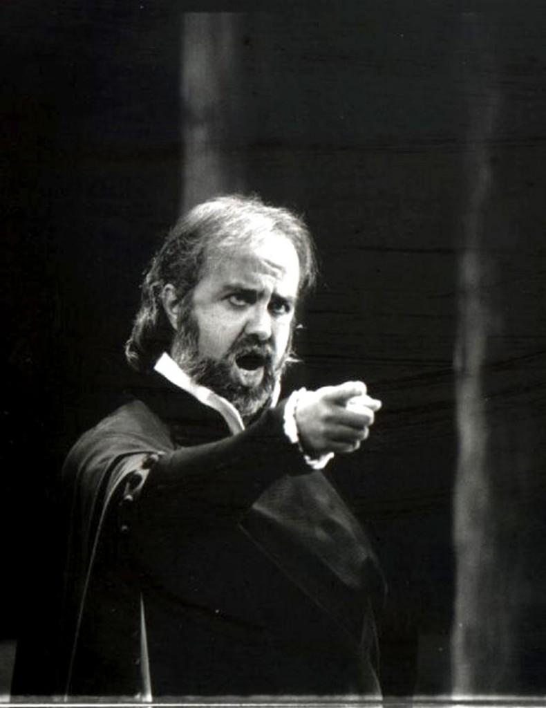 Marcello Lippi Baritono, regista e Direttore Artistico della Fondazione Teatro Verdi di Pisa.