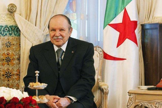 Algeria Abdelaziz Bouteflika