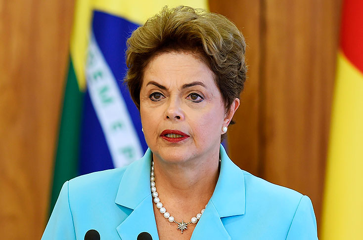 Brasile Dilma Rousseff