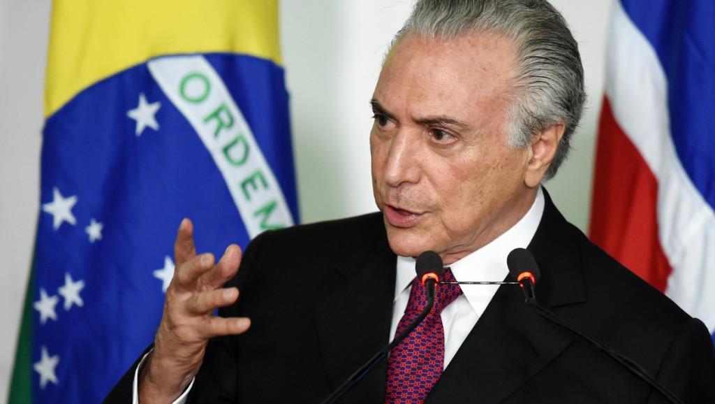 Brasile Michel Temer