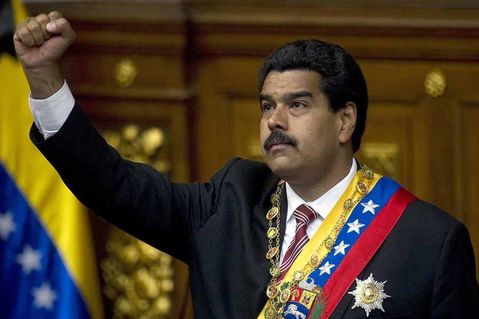 Venezuela Nicolas Maduro