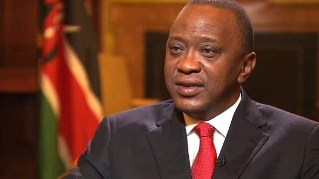 Kenya Uhuru Kenyatta