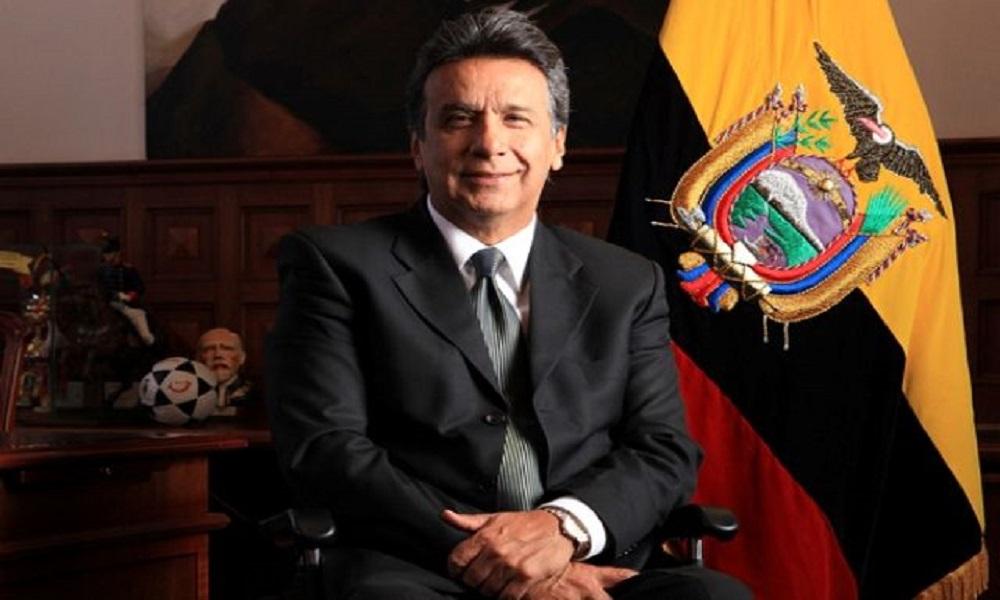 Ecuador Lenin Moreno