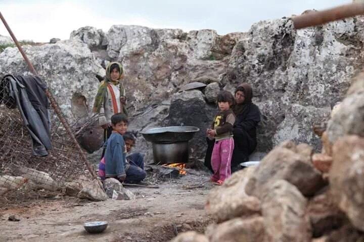 povertà-gaza